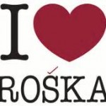 Roška logo I LOVE ROŠKA