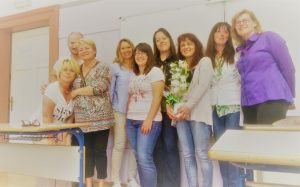 Zaključek neformalnega izobraževanja Angleški jezik A2 - 1. skupina